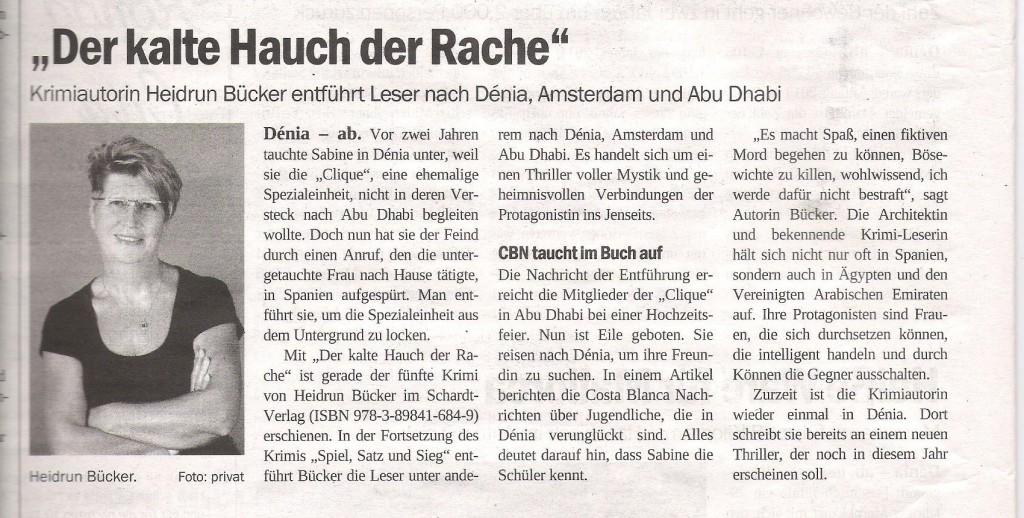 Presse Denia Der kalte Hauch 001