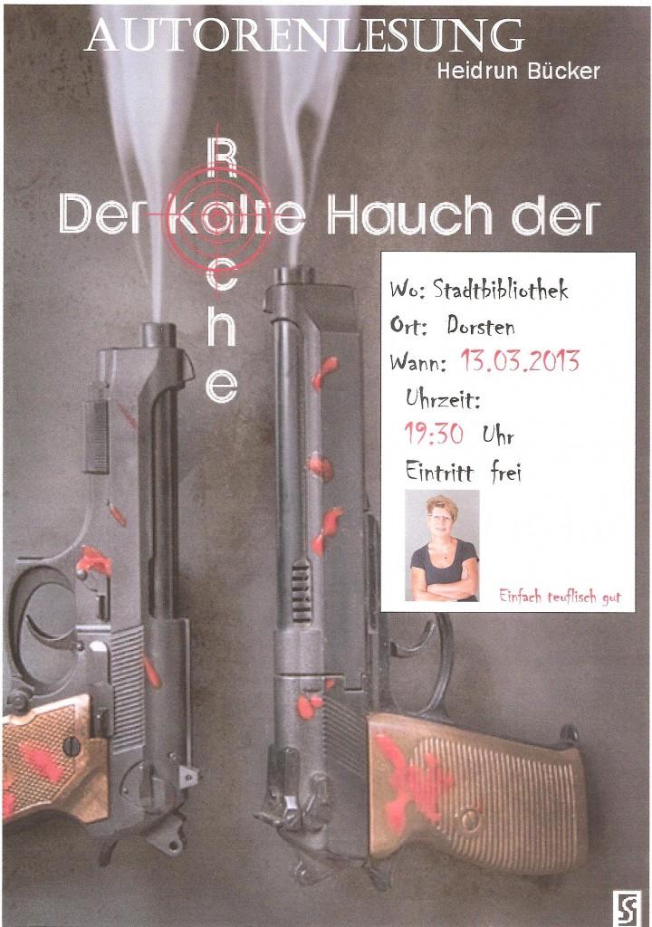 Einladung Lesung in Dorsten 001